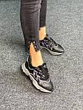 Adidas Ozweego Black (черный), фото 6