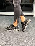Adidas Ozweego Black (черный), фото 7