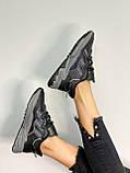 Adidas Ozweego Black (черный), фото 8