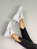 Adidas Ozweego White Chameleon (белый), фото 5