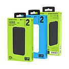 Зарядное устройство Borofone 10000mAh BT20 Power Bank цвет черный, фото 3