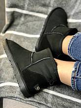 UGG Classic Mini II Boot Black (черные)
