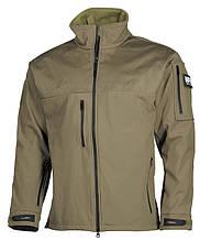 Куртка армійський камуфляж Soft Shell Australia CB Max Fuchs 03428R