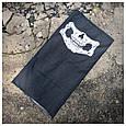 """Бафф-маска с рисунком """"Череп""""  11929, фото 5"""