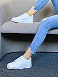 Nike Air Force White (белые), фото 6