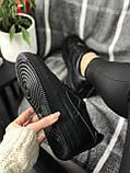 Nike Air Force Black (черные), фото 6