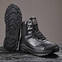 """Військові мембранні черевики """"Еверест"""" Чорні 40-46 р"""