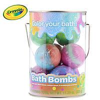 Набор детских бомбочек для ванной крайола , 8 шт