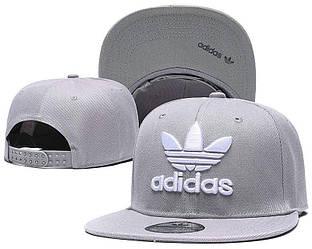 Кепка Snapback Adidas / CAP-002 (Реплика)