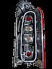 Ліхтар задній лівий Renault Master, Opel Movano, 2003-2010, Depo 551-194L-UE, фото 2