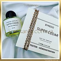 Духи Унисекс Byredo Super Cedar [Tester] 100 ml. Байредо Супер Кедр (Тестер) 100 мл.