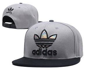 Кепка Snapback Adidas / CAP-006 (Реплика)