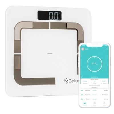 Умные напольные весы Gelius Floor Scales Zero 2 Fat, фото 2