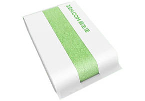 Полотенце Xiaomi ZSH Youth Series 140*70 Green, фото 2
