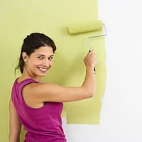 Водоэмульсионная краска для стен и потолков интеръерная