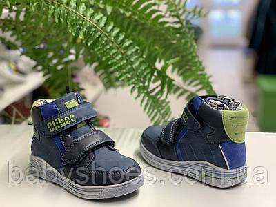 Демисезонные ботинки для мальчика Clibee,Польша р.27,  ДМ-67