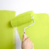 Водоемульсійна фарба для фасадів