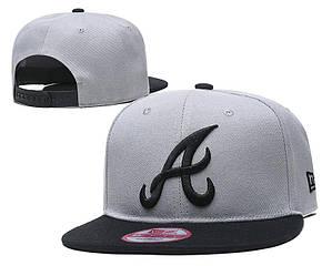 Кепка Snapback Atlanta Braves / CAP-009 (Реплика)