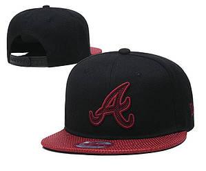 Кепка Snapback Atlanta Braves / CAP-010 (Реплика)