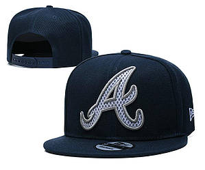 Кепка Snapback Atlanta Braves / CAP-011 (Реплика)