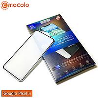 Защитное стекло Mocolo Google Pixel 5 (Black) - Full Glue, фото 1