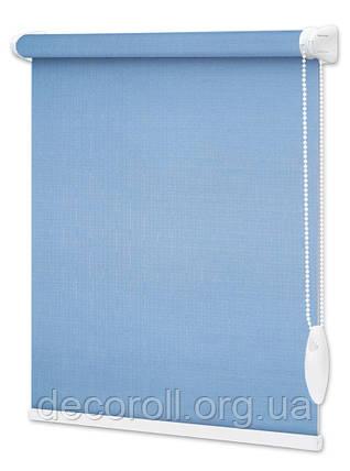 """Тканинні ролети від виробника """"Decoroll"""" - Льон, дійсно польська тканина, фото 2"""
