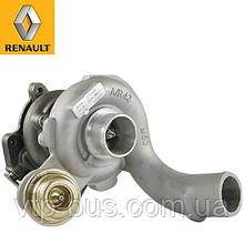 Турбина на Renault Trafic 1.9dCi (2001-2006) Renault (оригинал) 7701478022