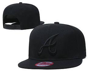 Кепка Snapback Atlanta Braves / CAP-012 (Реплика)