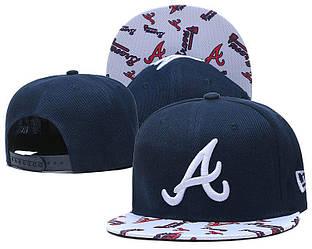 Кепка Snapback Atlanta Braves / CAP-013 (Реплика)