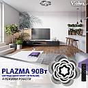 Светильник LED smart PLAZMA+пульт 90W 3000-6000K IP20 круг, фото 2