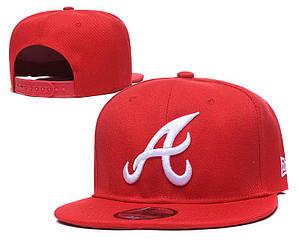 Кепка Snapback Atlanta Braves / CAP-014 (Реплика)