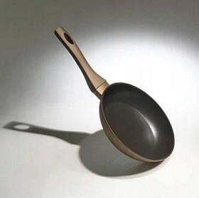 Сковорода универсальная Tiross TS-1261 20 см c антипригарным покрытием.