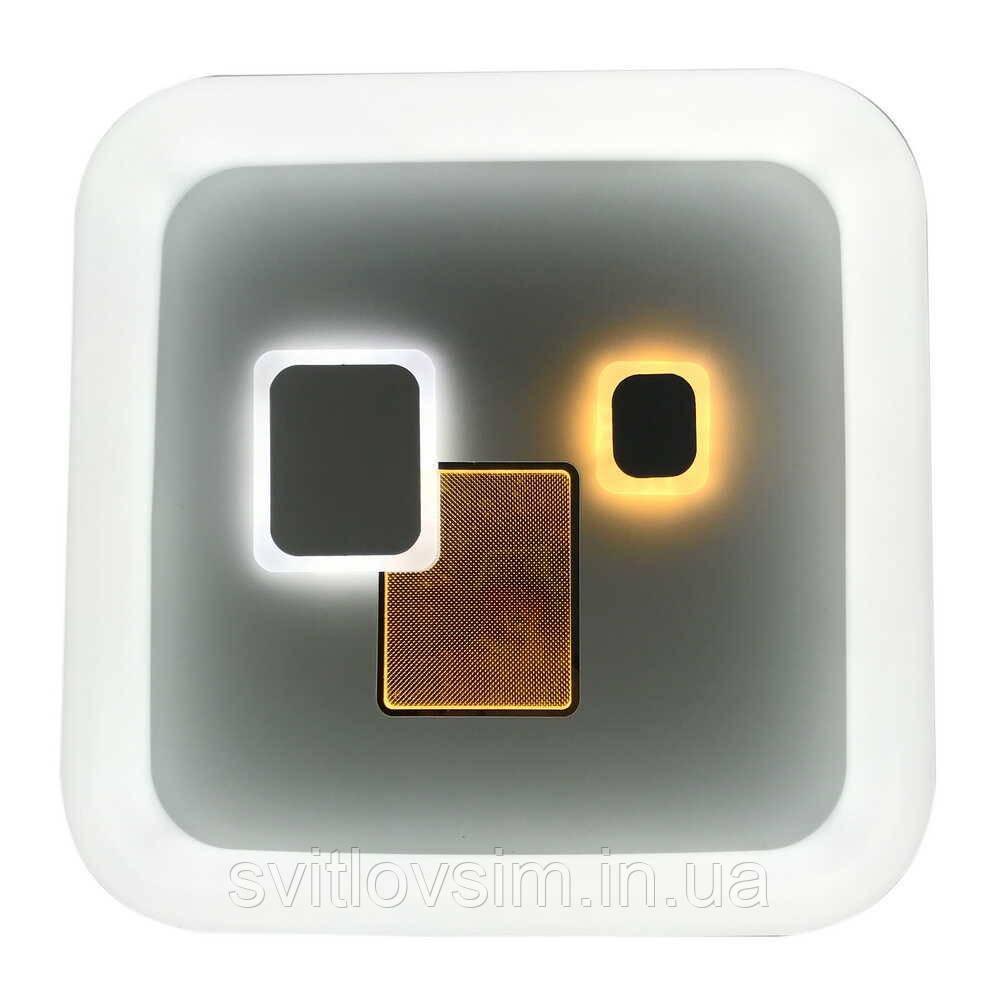 Светильник LED smart TOKIO+пульт 100W 3000-6000K IP20 квадрат