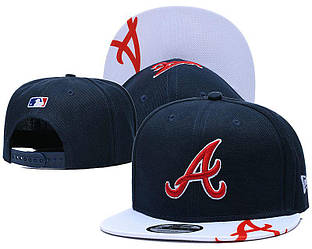 Кепка Snapback Atlanta Braves / CAP-015 (Реплика)