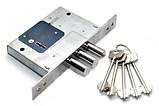 Дверь входная SteelArt Алькор DL-38 Металл/МДФ Порошковая покраска/Бетон кремовый левая или правая, фото 5