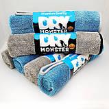 "Микрофибра Суперабсорбент ""Monster Dry"". Размер 55*75., фото 2"