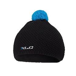 Шапка XLC BH-H04, черно-синяя