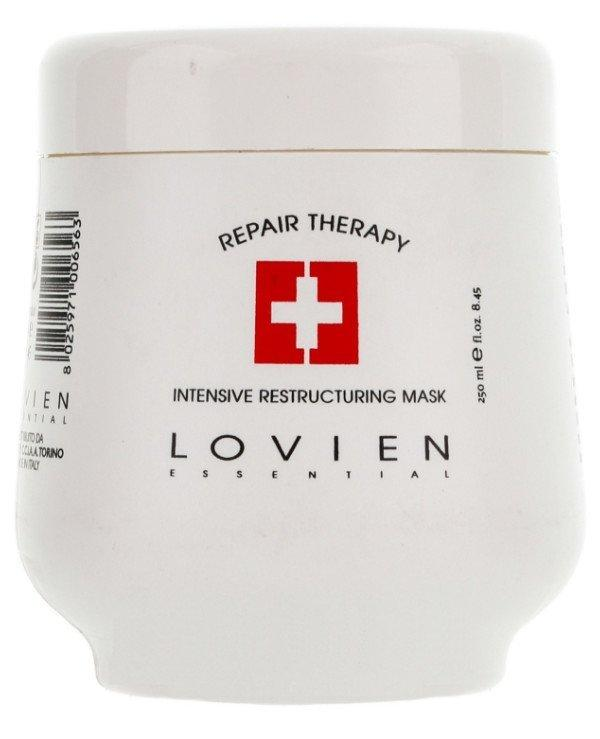 Маска для сухих і пошкоджених волосся Lovien Essential Mask Intensive Repairing For Dry Hair