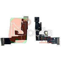 Шлейф Apple iPhone 6 з фронтальною камерою і датчиком наближення оригінал Китай