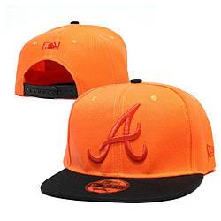Кепка Snapback Atlanta Braves / CAP-016 (Реплика)