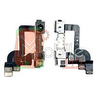 Шлейф Apple iPhone XR с фронтальной камерой оригинал Китай