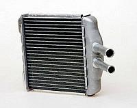 Радиатор печки алюминиевый Ланос, СЕНС LRh CHLs97149 несборный. Радиатор печки / отопителя Nubira - Luzar