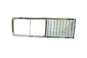 Решітка радіатора ВАЗ 2106 хром ДААЗ