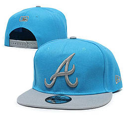 Кепка Snapback Atlanta Braves / CAP-017 (Реплика)