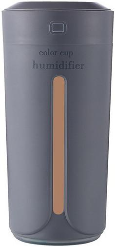 Міні Зволожувач-нічник Liam Color Cup Humidifier Black