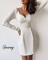 Красивое модное платье, фото 1