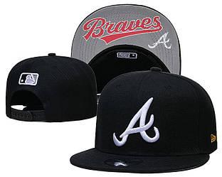 Кепка Snapback Atlanta Braves / CAP-018 (Реплика)