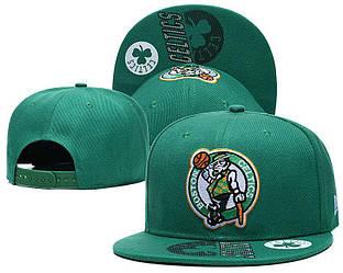 Кепка Snapback Boston Celtics / CAP-019 (Реплика)