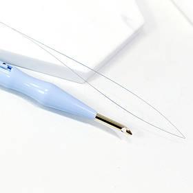 Игла для ковровой вышивки. Ударная пробивная набивная ручка, инструмент для вышивания крестом вышивание гладью
