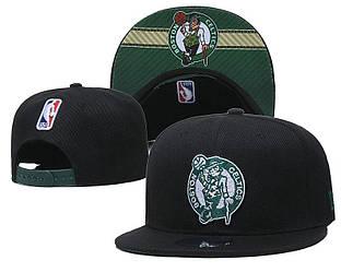 Кепка Snapback Boston Celtics / CAP-020 (Реплика)